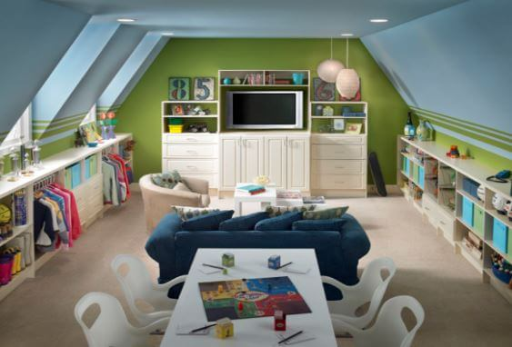 13+ Most Popular Bonus Room Ideas, Designs & Styles